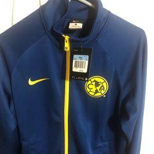 club america nike jacket